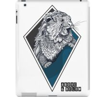 Above & Below: Otter iPad Case/Skin