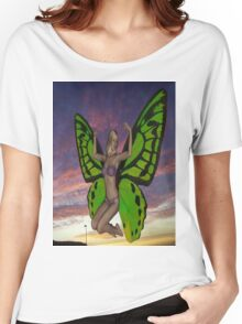 Butterfly Woman Women's Relaxed Fit T-Shirt