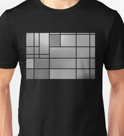 Monochrome composition Unisex T-Shirt