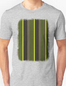 Cactus Garden Stripes 5V Unisex T-Shirt