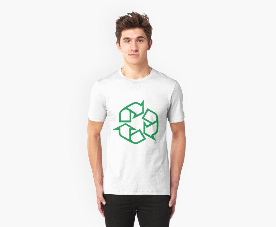 I'M RECYCLABLE by Awesome Rave T-Shirts