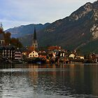Hallstatt Austria by Ian Smith