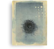 Sparrow's Nest Canvas Print