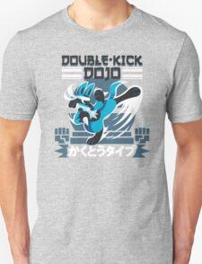 Double-Kick Dojo Unisex T-Shirt