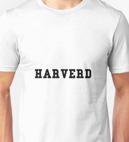 Harverd Unisex T-Shirt