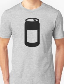Black can T-Shirt