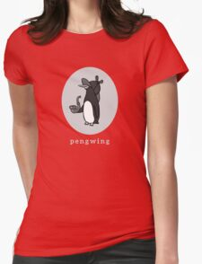 Pengwing Womens Fitted T-Shirt