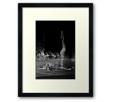 Road Kill- Spirit Rising Framed Print