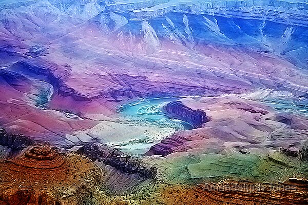 Grand Canyon by Amandalynn Jones
