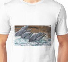 Quivering Quintet Unisex T-Shirt