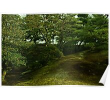 Japan - Hidden Steps Poster