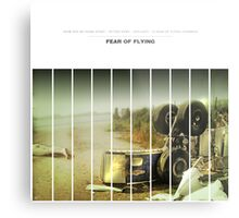 Fear Of Flying Metal Print