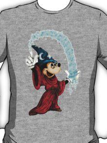 Sorcerer Mickey - Stardust T-Shirt