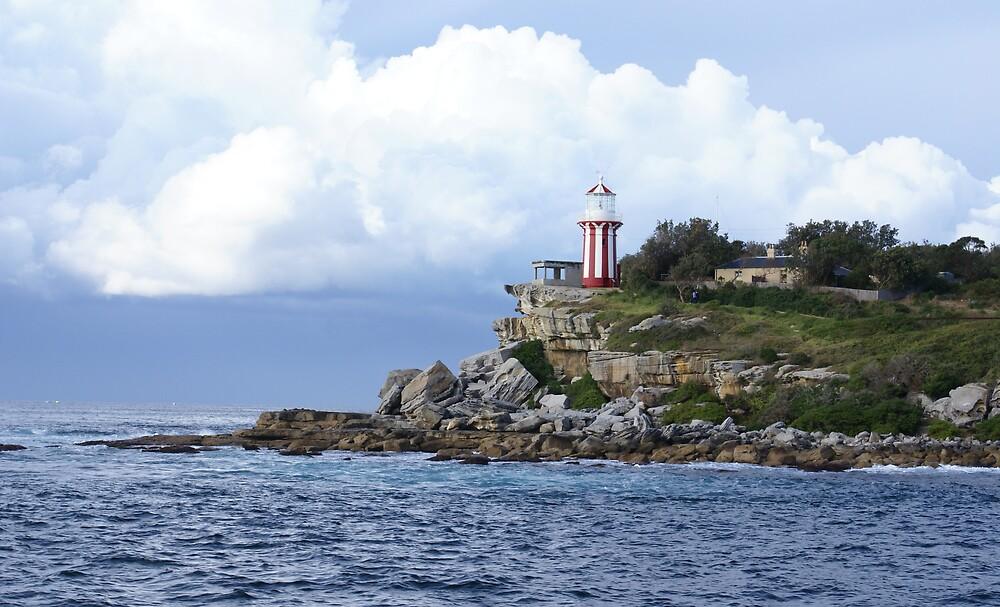 light house by simonsinclair
