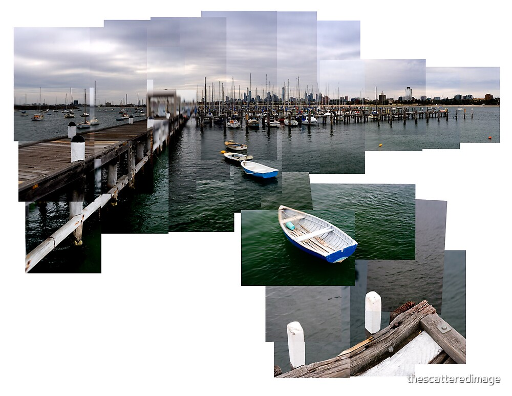St Kilda Marina by thescatteredimage