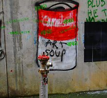 campbells soup by mick8585