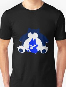 Snorlax and Munchlax T-Shirt