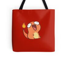 Happy Charmander Tote Bag