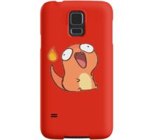 Happy Charmander Samsung Galaxy Case/Skin
