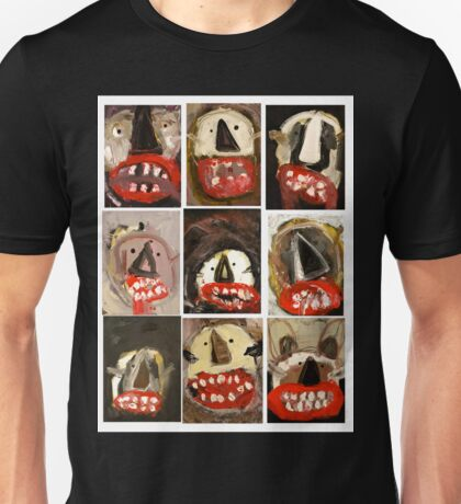 Carpet Monsters Unisex T-Shirt