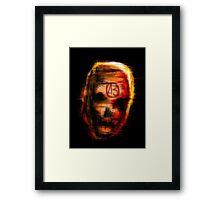 43 Framed Print