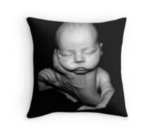 Hand Full Of Dreams Throw Pillow