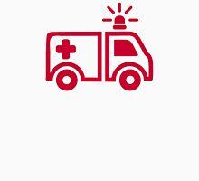 Ambulance car Unisex T-Shirt