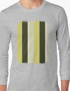 Cactus Garden Stripes 3V Long Sleeve T-Shirt
