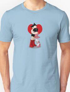 Astro and Zoran Hug Unisex T-Shirt