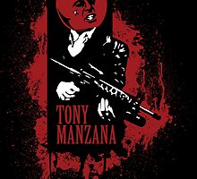 Tony Manzana by haylith