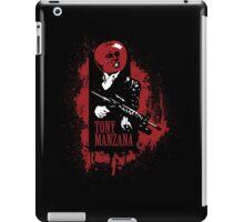 Tony Manzana iPad Case/Skin