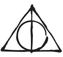 Deathly Hallows by marceyrose