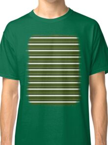 Cactus Garden Stripes 2H Classic T-Shirt