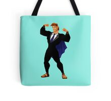 Hercules in a Suit Tote Bag