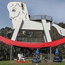 Big Rocking Horse by DPalmer