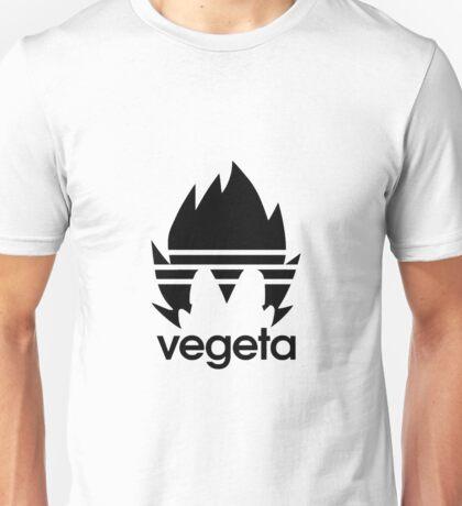 "Vegeta Logo ""Adidas"" - Dragon Ball Super Unisex T-Shirt"