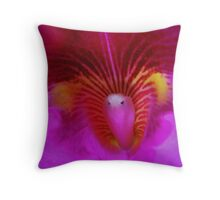 In Flower Throw Pillow