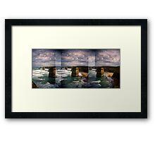 36 Apostles Framed Print
