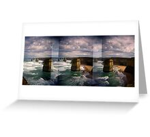 36 Apostles Greeting Card