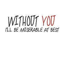 Mayday Parade - Without YOU by FoolishSamurai