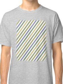 Cactus Garden Stripes 1B Classic T-Shirt