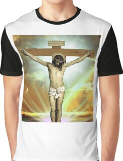 Skam - Isak, Even or Eskild Jesus T-Shirt Graphic T-Shirt