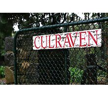 Culraven Photographic Print