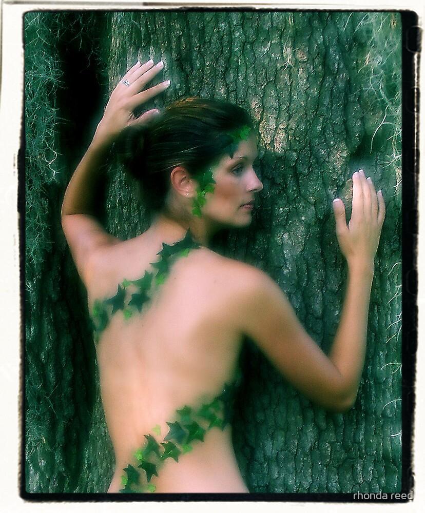 Climbing Ivy by rhonda reed