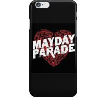 Mayday Parade - Heart iPhone Case/Skin