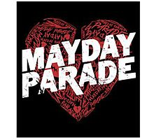 Mayday Parade - Heart by FoolishSamurai