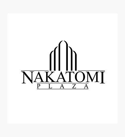 Nakatomi Plaza - Die Hard Photographic Print