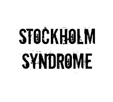 Stockholm Syndrom Photographic Print