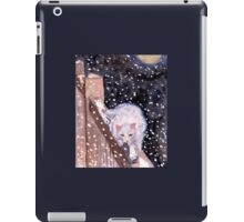 A Silent Journey iPad Case/Skin