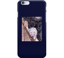 A Silent Journey iPhone Case/Skin